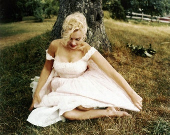 Custom Couture Made To Fit Marilyn Monroe White Alencon Lace 50s Wedding Dress