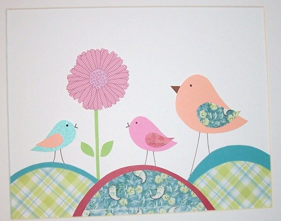 Items similar to kids wall art baby room art decor baby for Kids room wallpaper texture