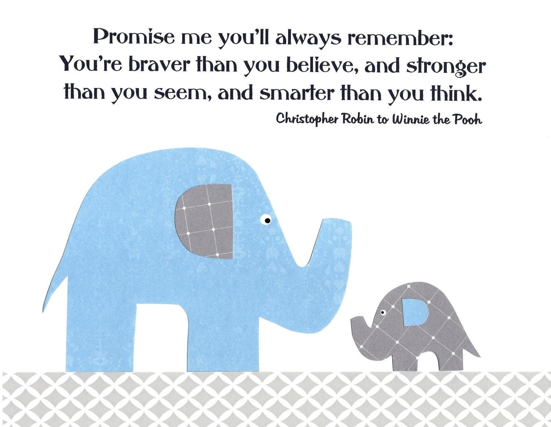 Elephant Good Luck Quote: Elephant Quotes. QuotesGram