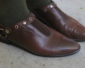 Vintage Womens Unisa Size 7 1/2 Western Style Shoes