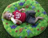 Baby Donut Cushion aka BUBNUT PDF Sewing Pattern Tutorial Digital Download English