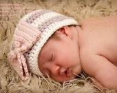 Baby Crochet Hat Pattern - Crochet Pattern No.111 Newborn Baby Toddler Kid Child Sizes 4U2Make ePattern Instant Download