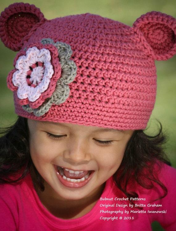 Easy Peasy Crochet Hat Patterns : Crochet Hat Pattern Easy Peasy Hat Crochet Pattern ALL