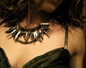 Rock My World Tribal Jewel Necklace