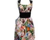 Pinup Classic  Dress /Sabor de Senoritas Lolita Dress
