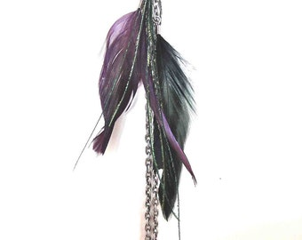 Feather Necklace 164