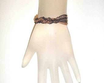 Half Braided Bracelet 185