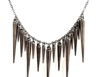 Spike Necklace 194