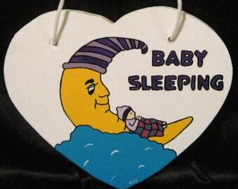 Baby Sleeping moon 1