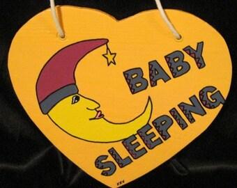 Baby Sleeping moon 2