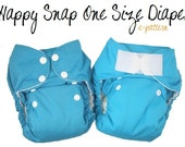 Happy Snap One Size Diaper Pattern