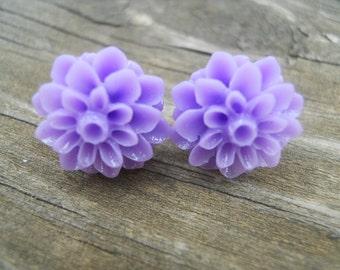Pretty Blossoms in Purple