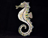 MosAic SEAHORSE One Of A Kind