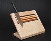 Multi Bar Magnetic Knife Perch