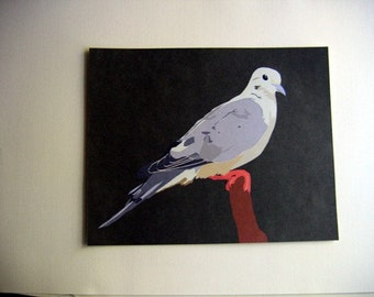 Mourning Dove 8x10 print