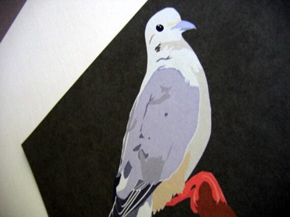 Mourning Dove 5x7 Print