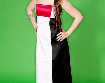 Queen of Hearts Jessica McClintock gown Size 5