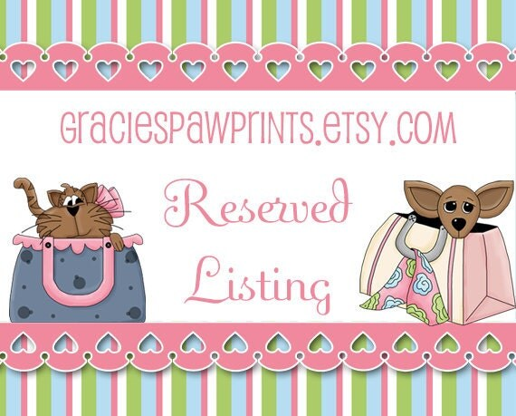 Reserve for Maree Green and  Pink  Polka Dot and Monkey   Harness Vest Custom Made