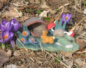 Bunny Burrow Playscape