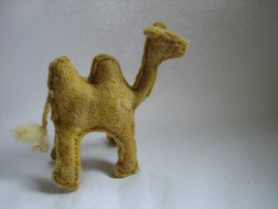 Felt Camel