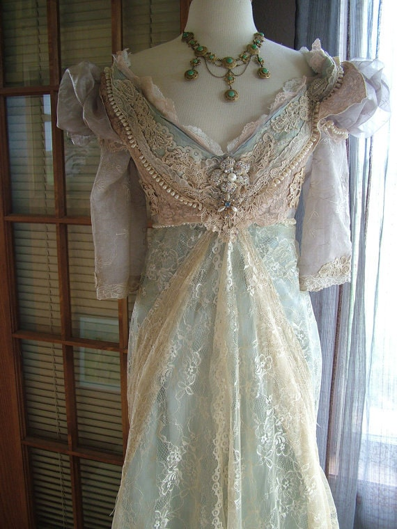 Cinderella breathe ever after wedding dress by verytreschic for Dress for after the wedding