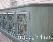 Custom Painted Vintage Buffet/Credenza/Sideboard - MADE TO ORDER