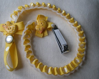 Baby Chain GROOMATE-Willow Yellow