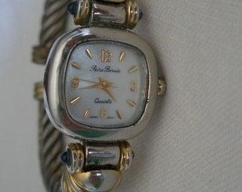 Vintage Peire Bernie Quartz Watch