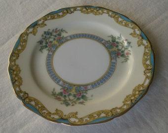 Noritake China GLENLEA Pattern, Bread & Butter Plate