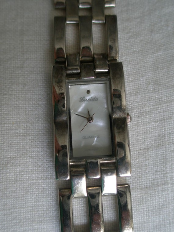Vintage Working Lucinda Ladies Quartz Watch