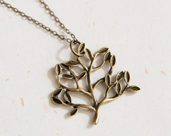 Tree of Love Necklace (N133)