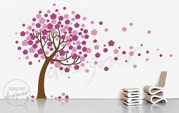Simple cherry blossom tree images for Simple cherry blossom painting