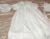 Christening Gown Dress Church Special Event Colonial Style