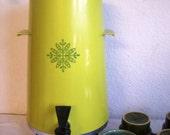 Vintage 20 Cup Coffee Maker
