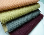 Weekly Promos -- Any colors of 10 Yards 9 inches wide Russian/French Veiling