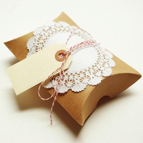 Gift Packaging Kit - Cherry Manila