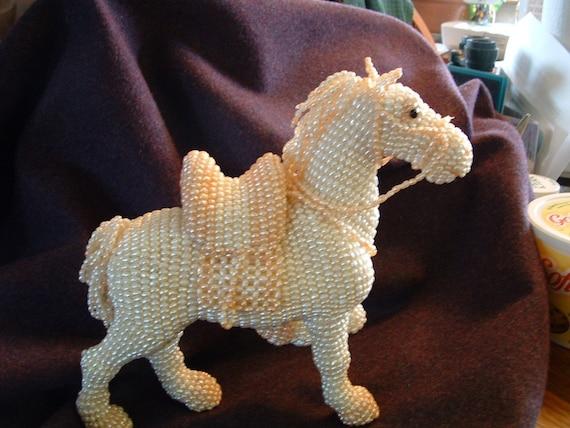 Freshwater Pearl Horse