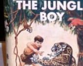 Vintage Book, Bomba the Jungle Boy, by Roy Rockwood