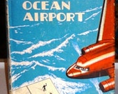 Tom Swift and His Ocean Airport, Victor Appleton, 1934, Whitman