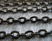 Professor Moriarty - 10 Foot - Steampunk - Black Cross Chain