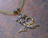 Harry Potter Mermaid necklace