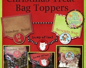 Printable Christmas Treat Bag Toppers-Set of 3