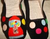 Retro Gumball Girls maryjane shoes