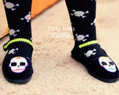 Lil Skulls Maryjane Shoes
