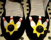 Strike Bowling Maryjane shoes