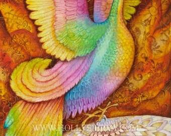 Phoenix - A Magical Firebird