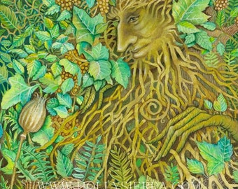 The Green Man - King Of The Wild Wood