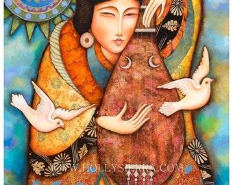 Benzaiten - The Japanese Goddess Of Music