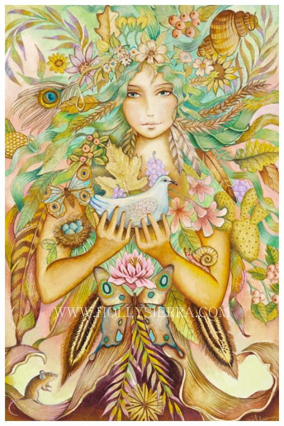 Gaia Greek Mythology Greek Goddess Gaia Sym...