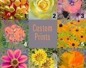 Custom Print 8 x 8